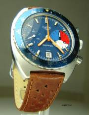 Heuer Skipper 73464 | manual winding