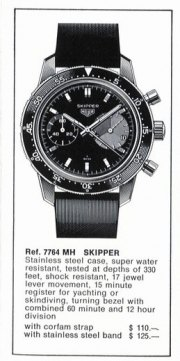 Heuer archive picture