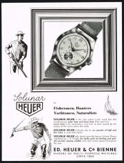 1950 Solunar Ad