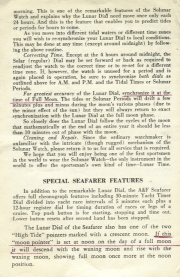 Operating instructions Solunar and Seafarer Page 4/4