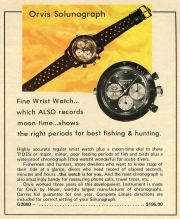 Orvis 1st exec in a catalog from 1973