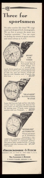 Seafarer Ad
