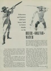 Solunar Abercrombie Newspaper Ad
