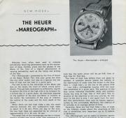 Mareograph Magazine ad